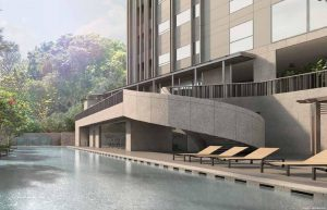 3 Orchard By-The-Park Condo Facilities Pool