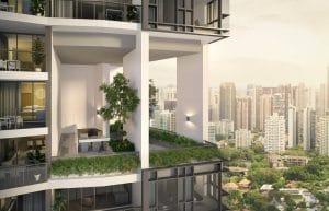 ARTRA Condo Pocket Terrace