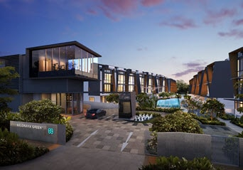 Belgravia Green Cluster House Parkwood Collection New Launch Landed Property