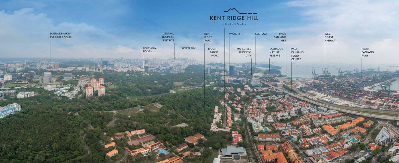 Kent Ridge Hill Residences Condo Location Nearby Amenities