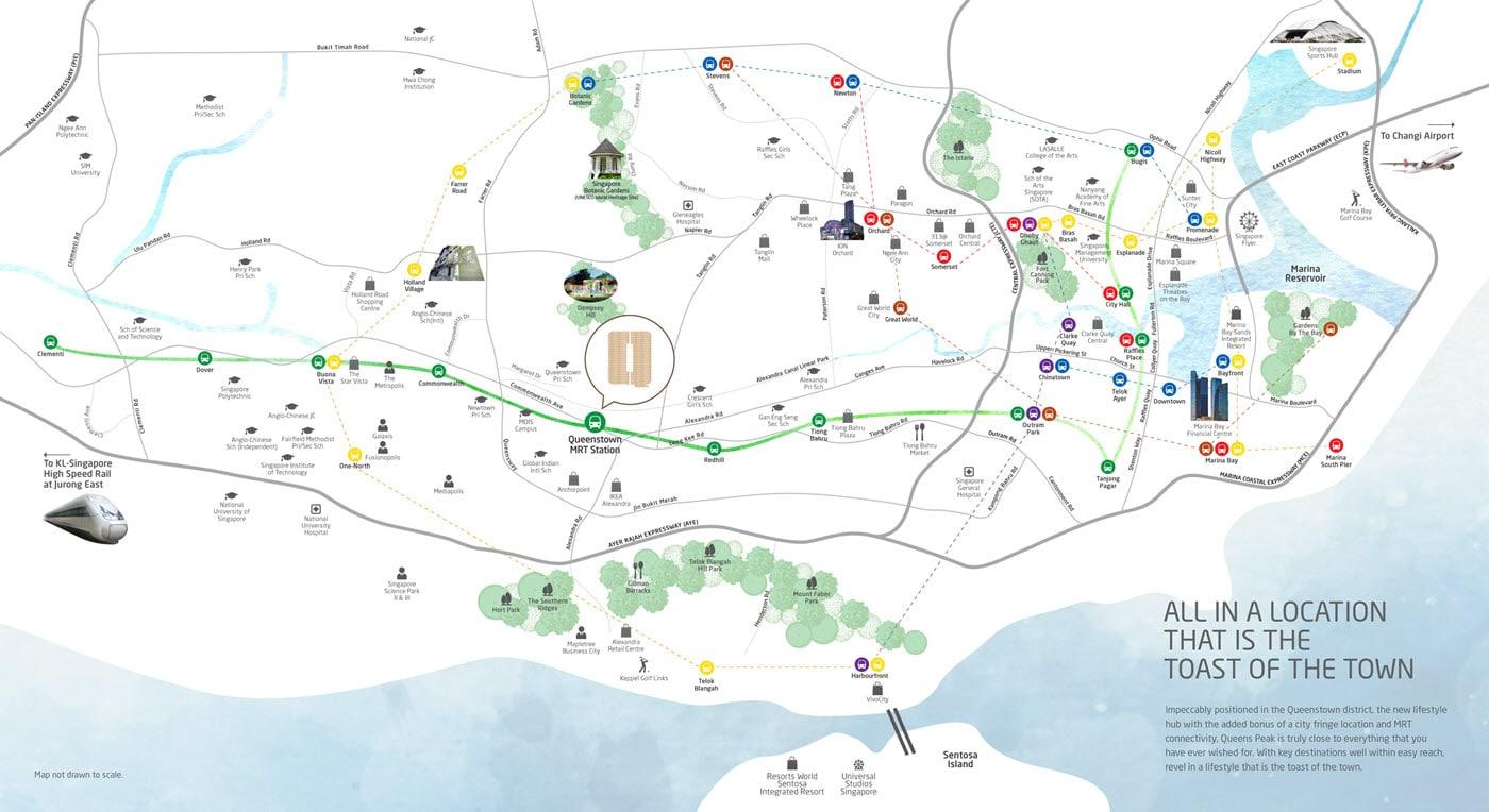 Queens Peak Condo Lcoation_Map