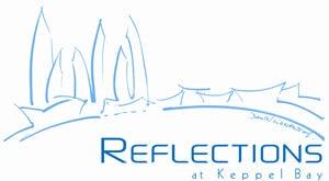 Reflections at Keppel Bay Condo Logo