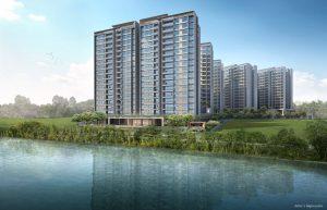 Rivercove Residences EC Main Facade