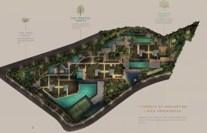 Stirling Residences Condo Site Plan 3 Forest