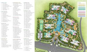 The Florence Residences Condo Site Plan