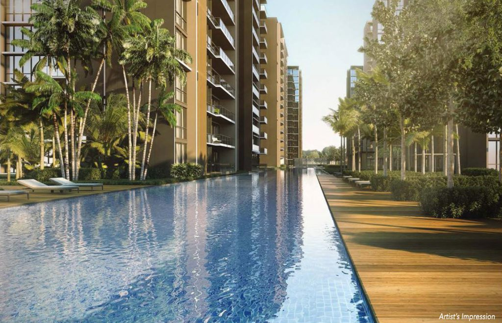 The Tapestry Condo 100m_Infinity_Pool