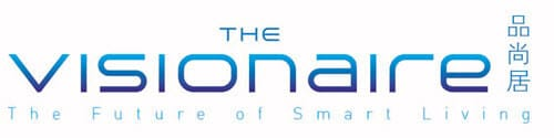 The Visionaire Logo with Tagline