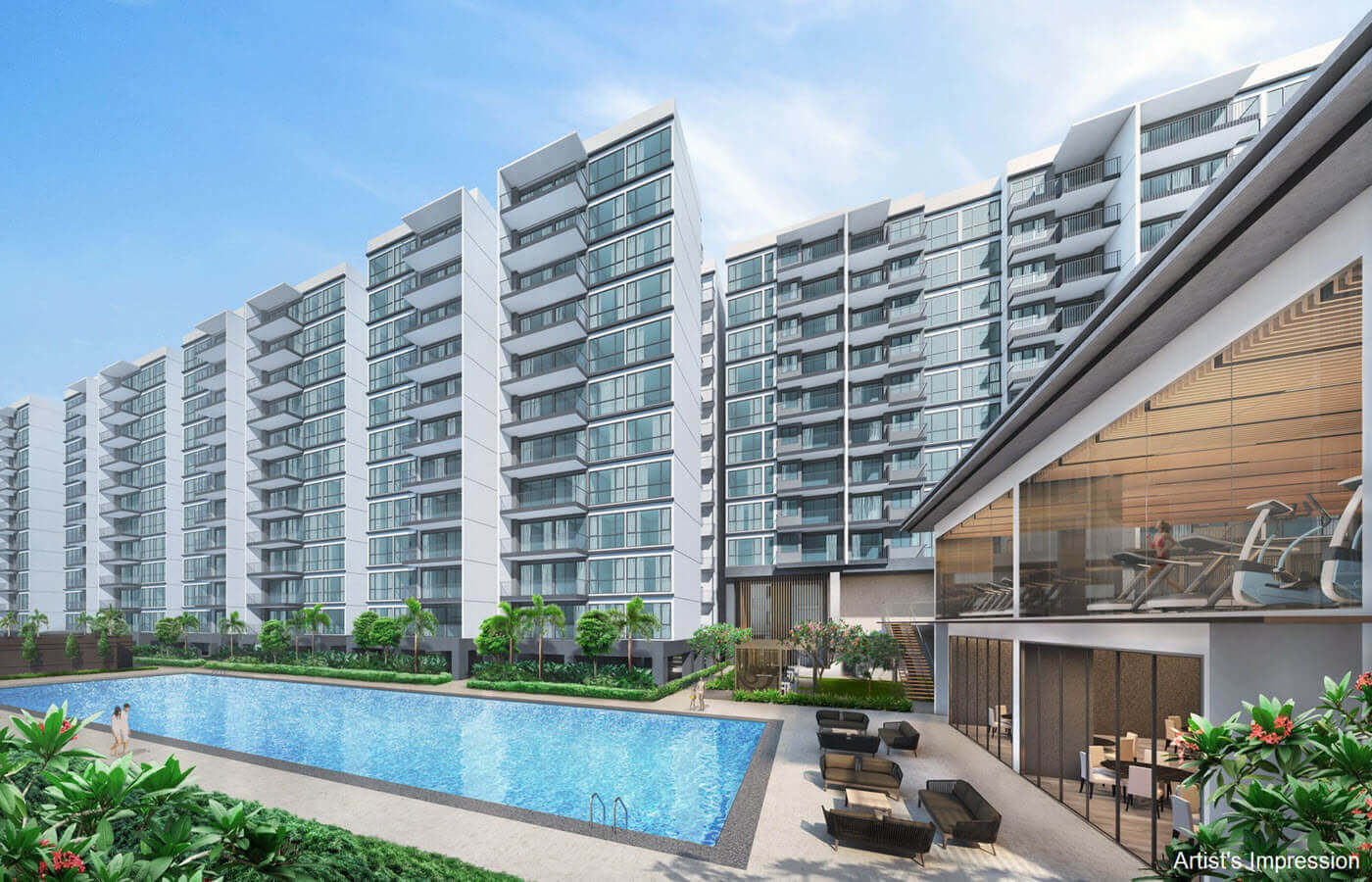 Treasure At Tampines Condo Hero 1