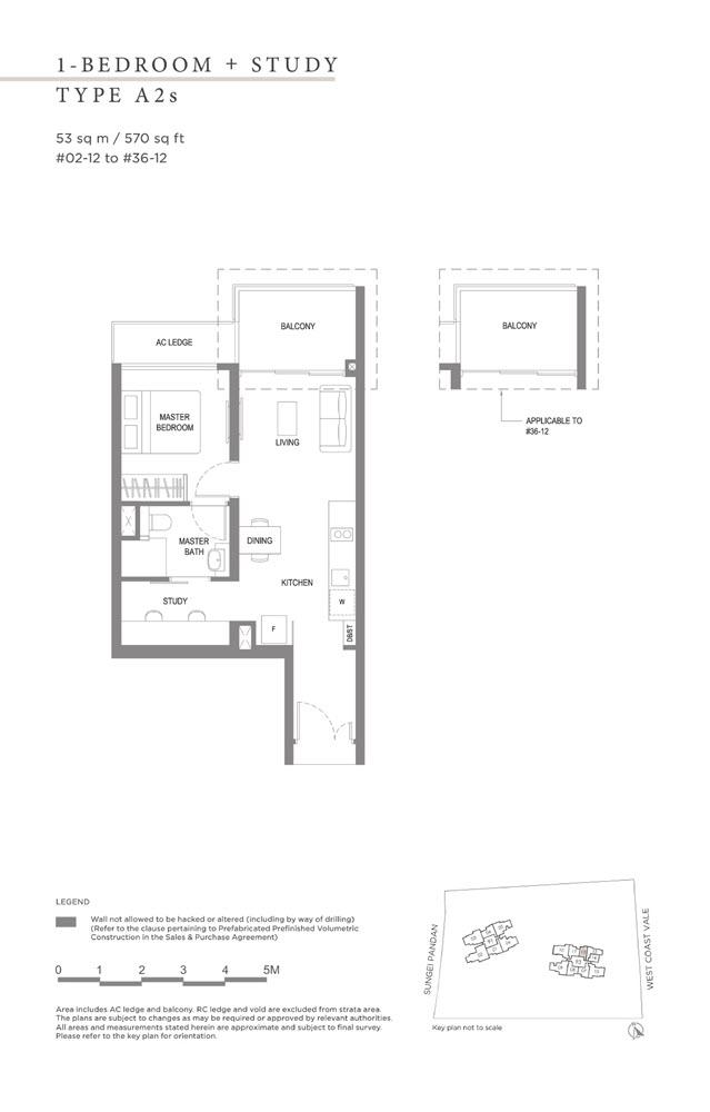 Twin Vew Condo Floor Plan 02