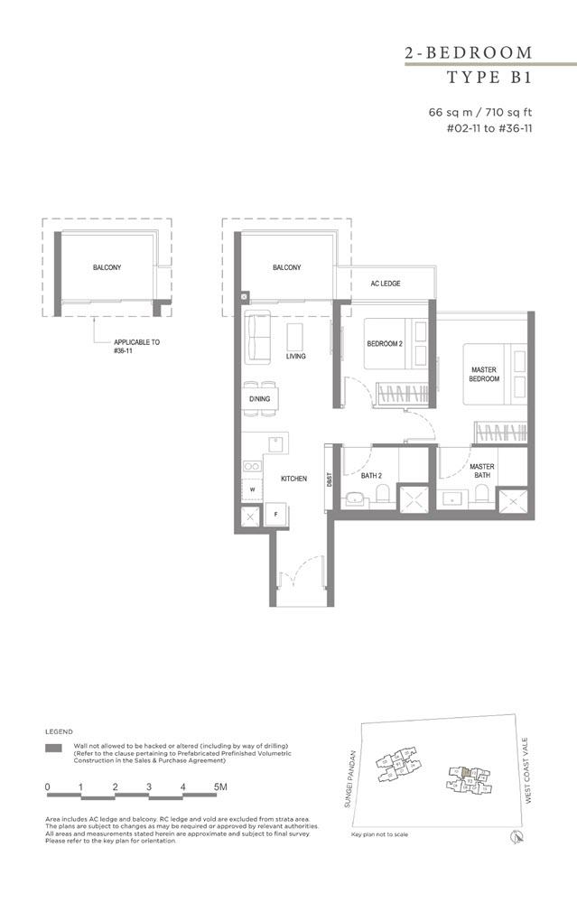 Twin Vew Condo Floor Plan 03
