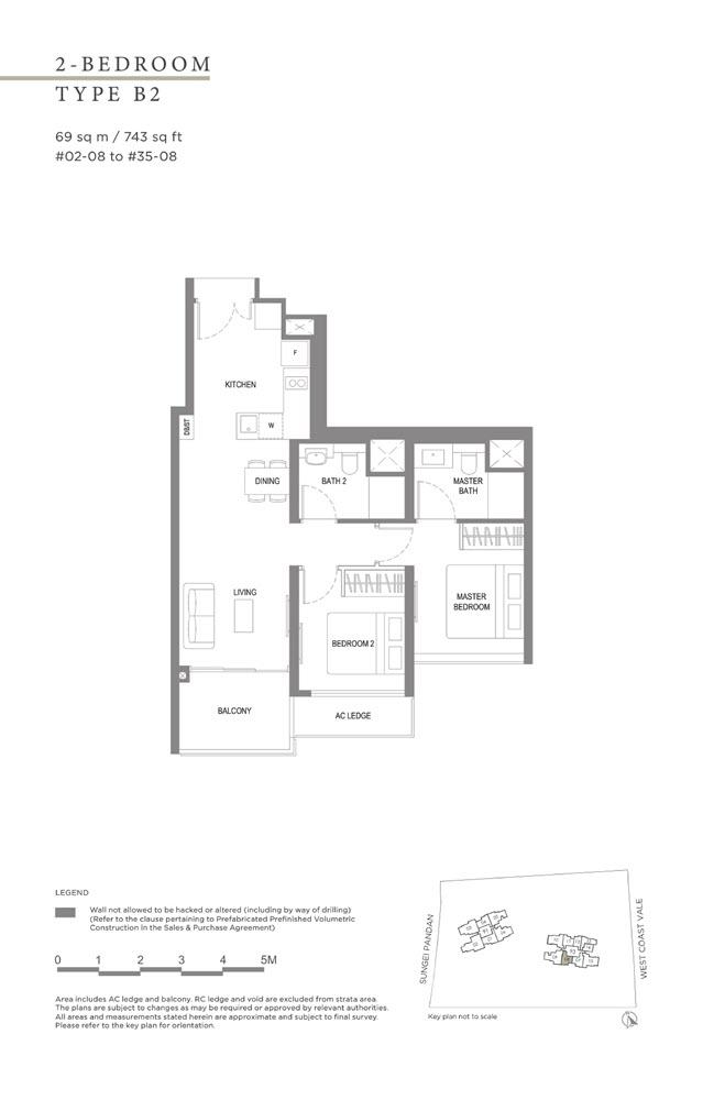 Twin Vew Condo Floor Plan 04