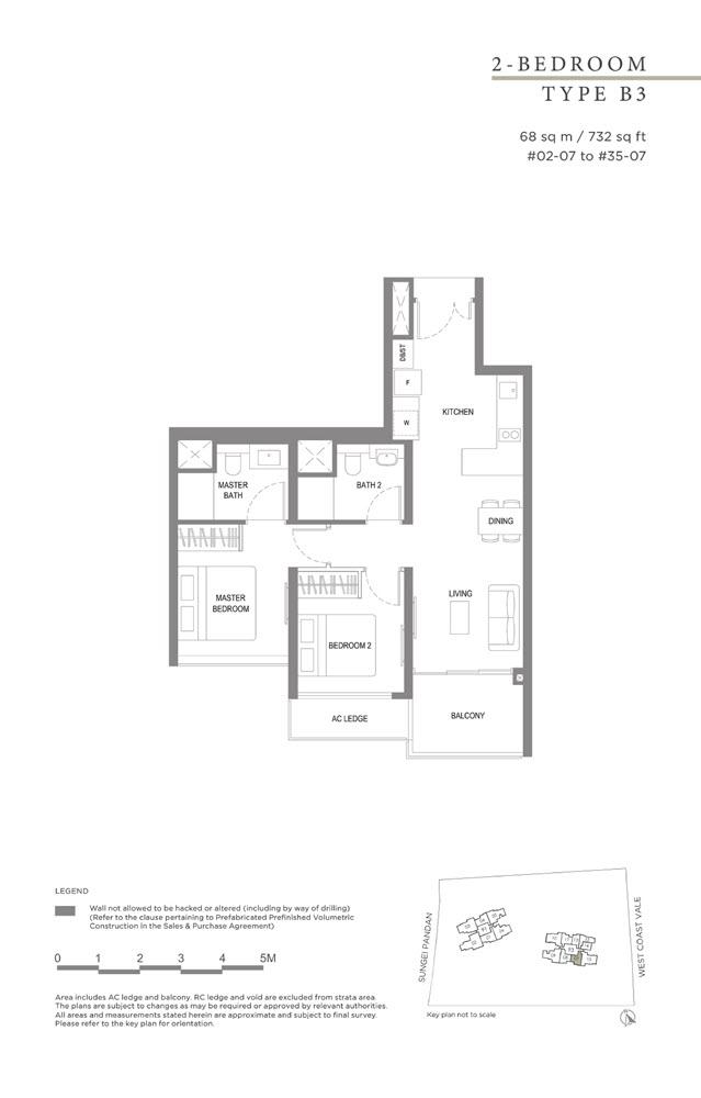 Twin Vew Condo Floor Plan 05