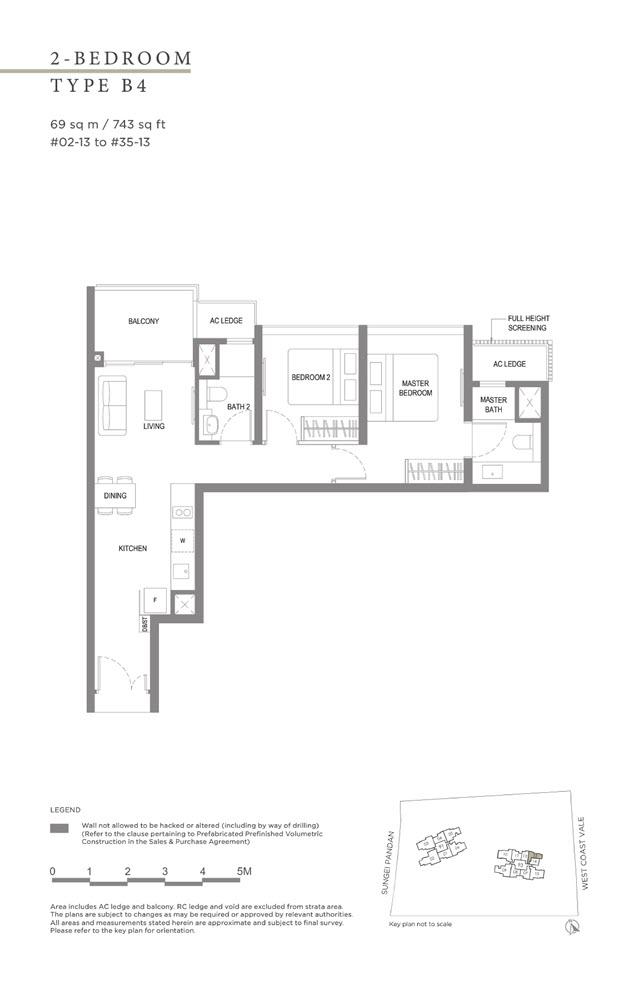 Twin Vew Condo Floor Plan 06