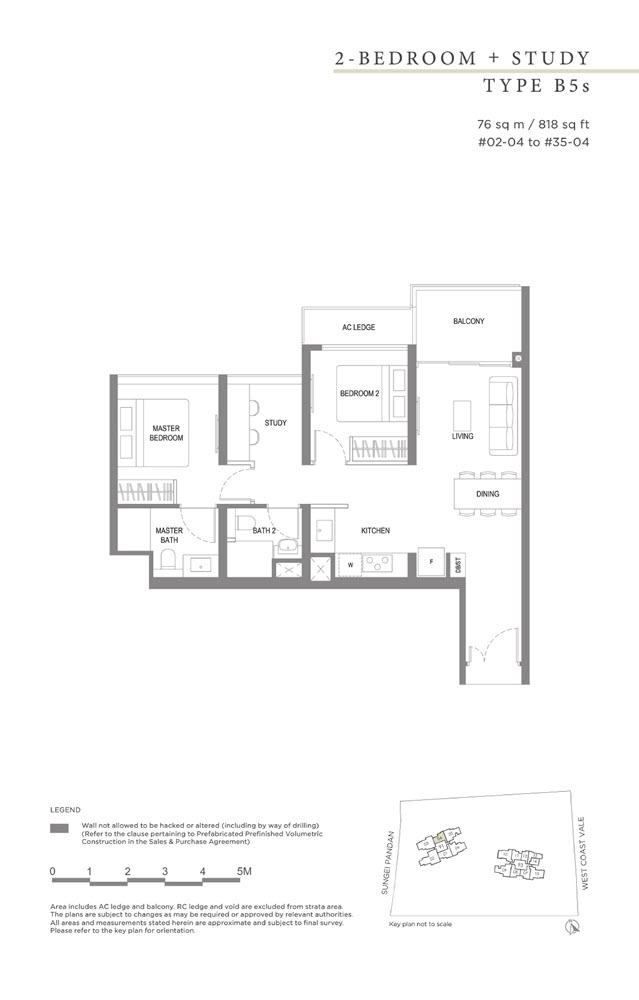 Twin Vew Condo Floor Plan 07