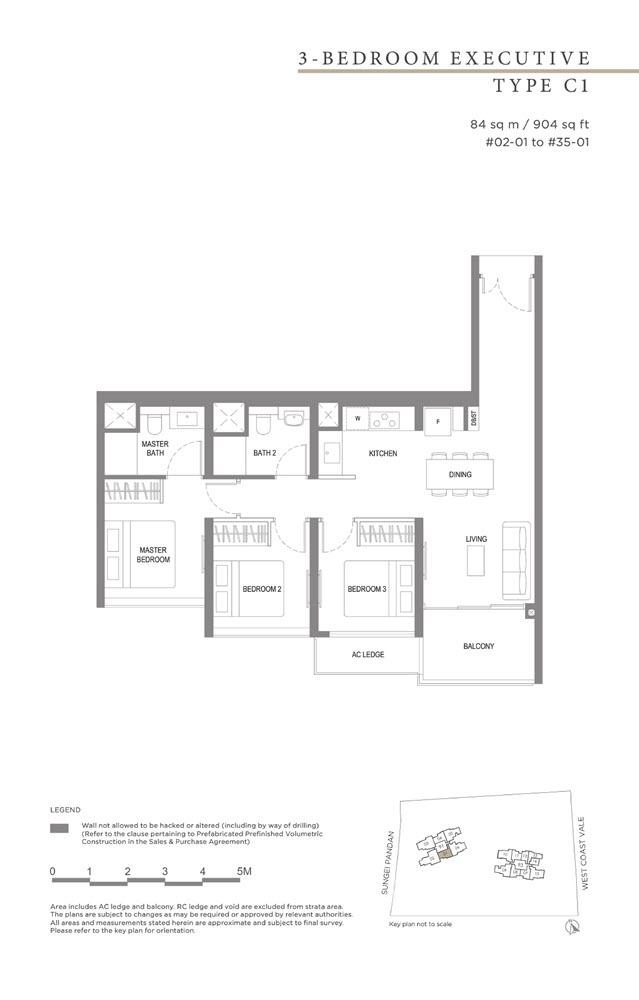 Twin Vew Condo Floor Plan 08