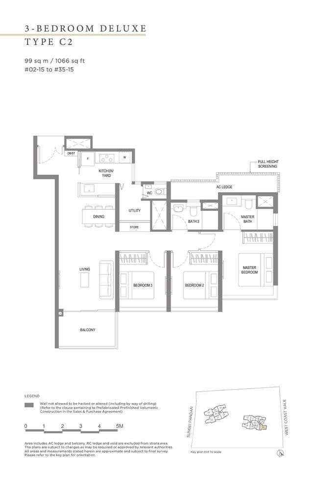 Twin Vew Condo Floor Plan 09