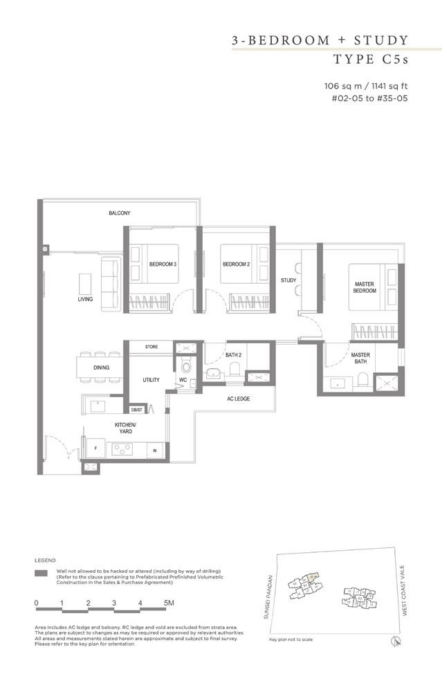 Twin Vew Condo Floor Plan 12