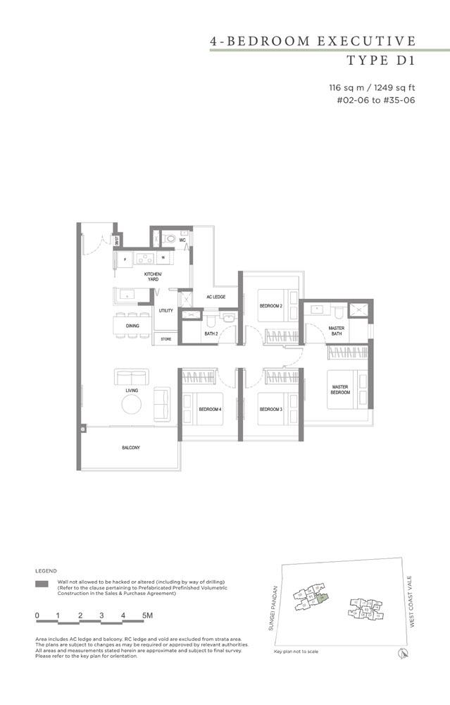 Twin Vew Condo Floor Plan 13