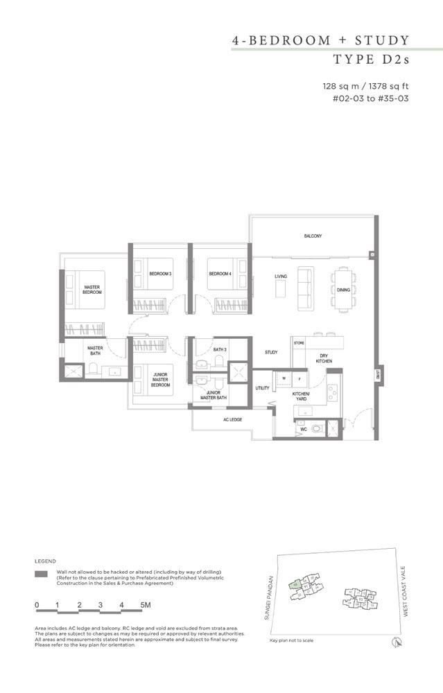 Twin Vew Condo Floor Plan 15