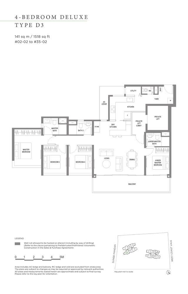 Twin Vew Condo Floor Plan 16