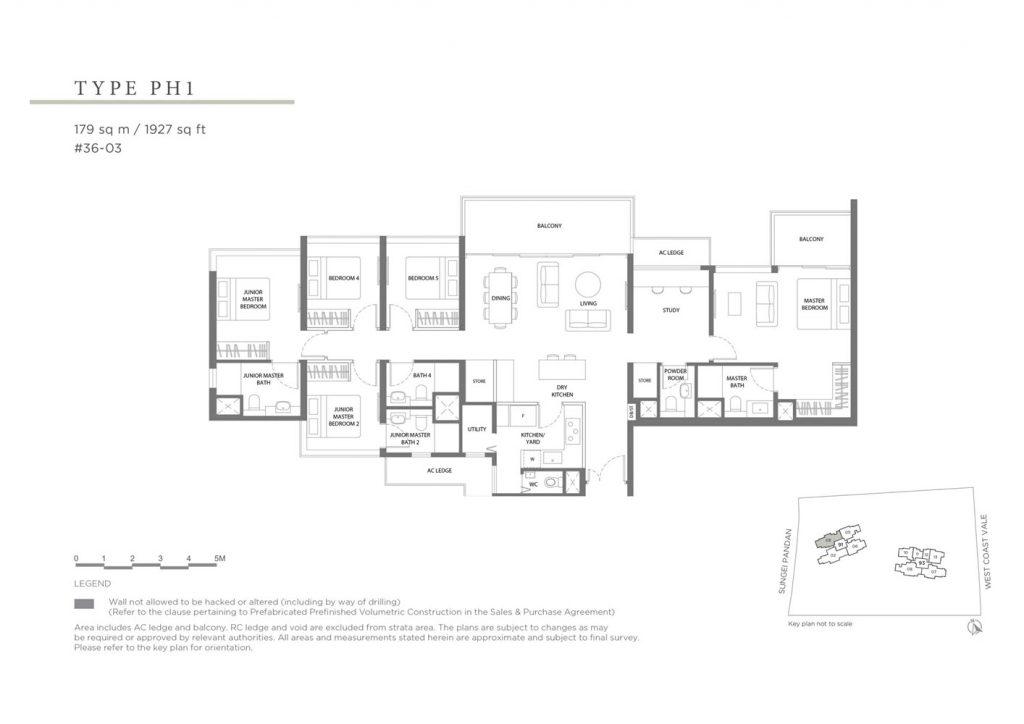 Twin Vew Condo Floor Plan 17