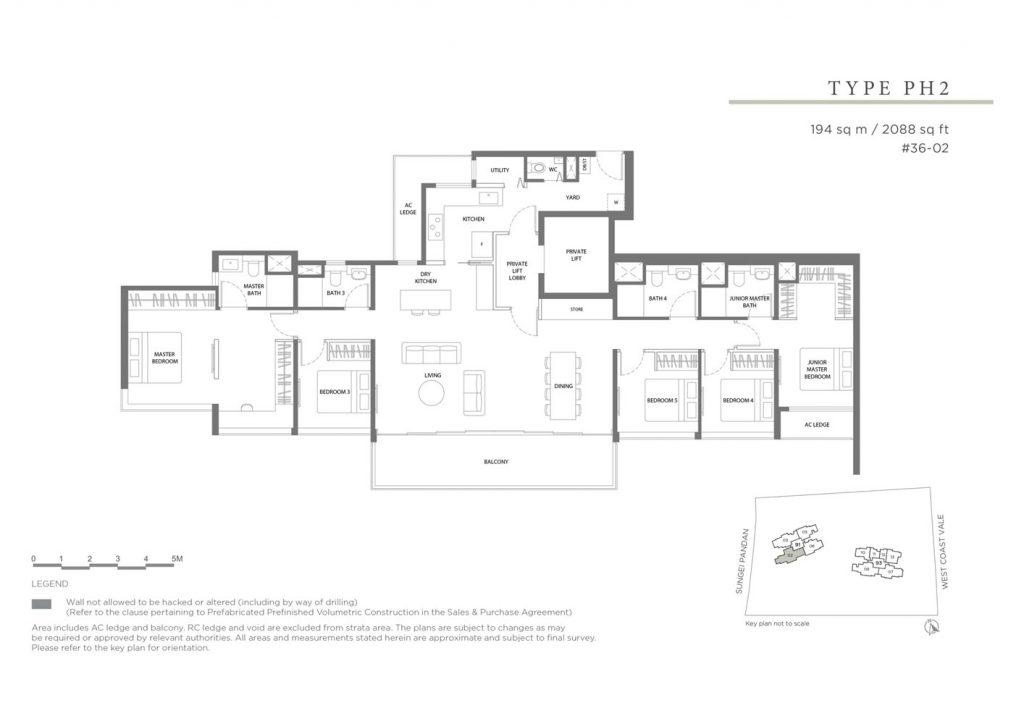 Twin Vew Condo Floor Plan 18