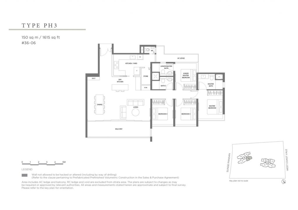 Twin Vew Condo Floor Plan 19