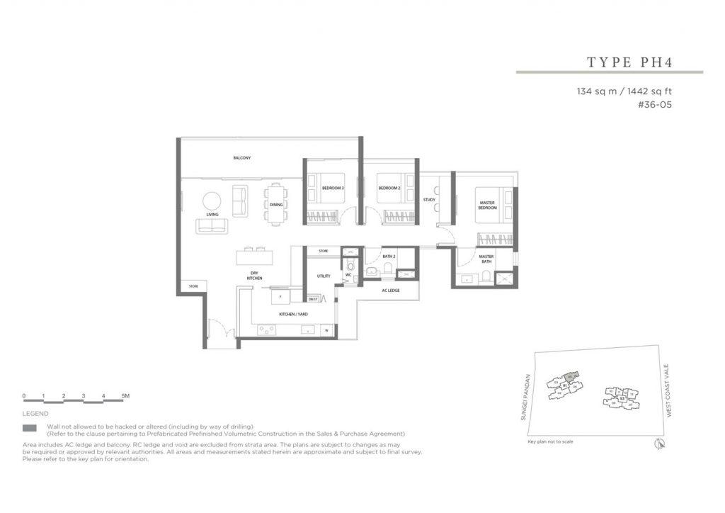 Twin Vew Condo Floor Plan 20