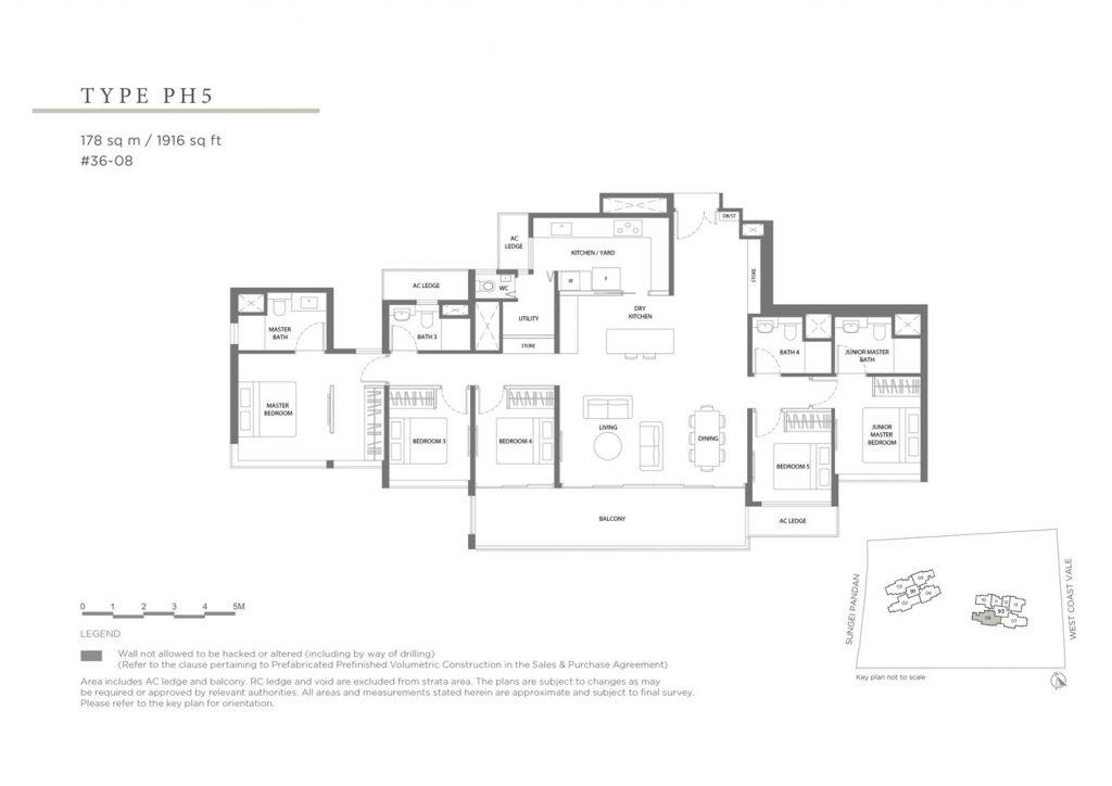 Twin Vew Condo Floor Plan 21