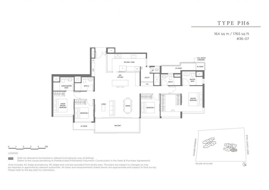 Twin Vew Condo Floor Plan 22