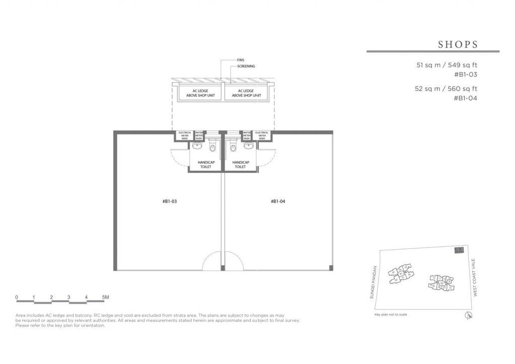 Twin Vew Condo Floor Plan 23