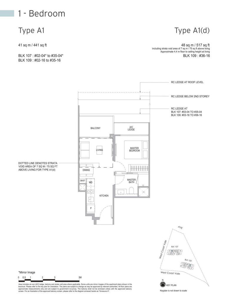 Whistler Grand Condo Floor Plan 001