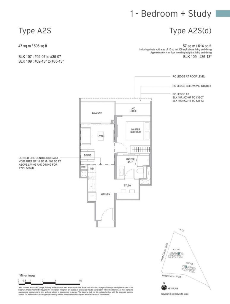 Whistler Grand Condo Floor Plan 002