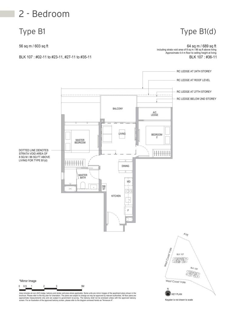 Whistler Grand Condo Floor Plan 003