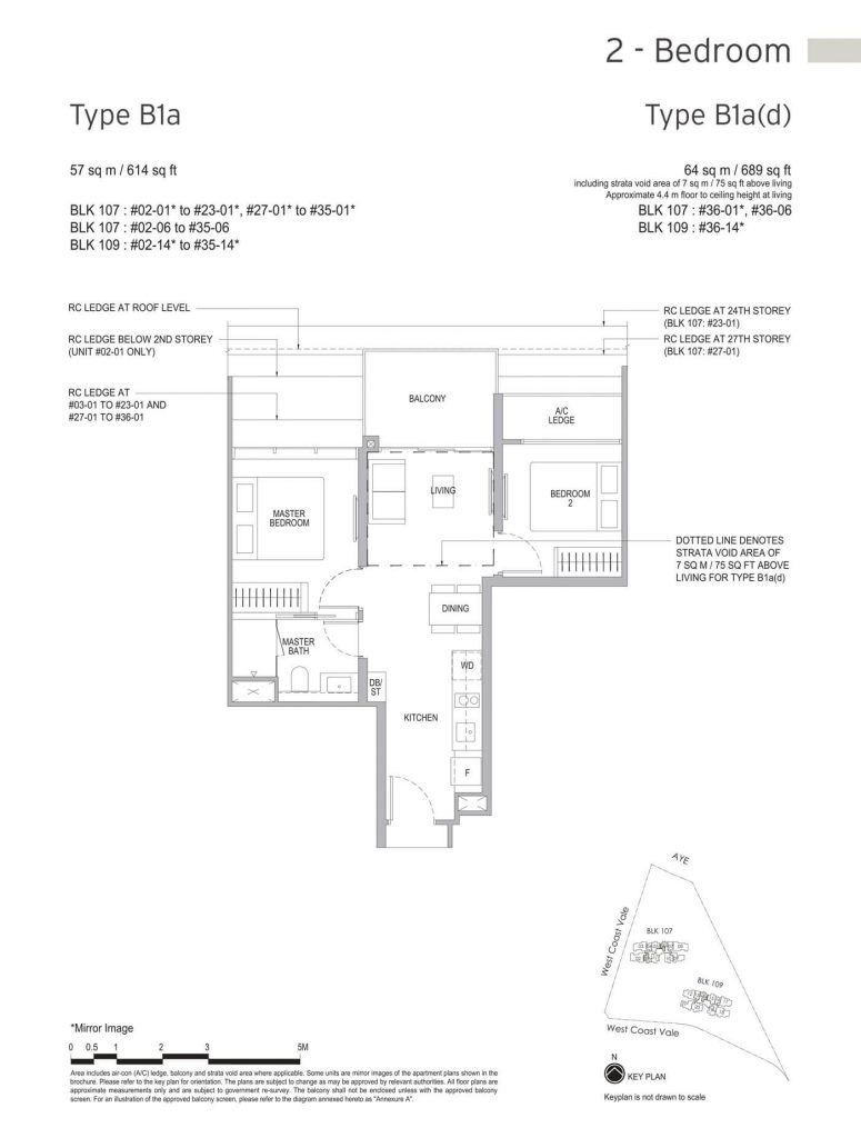 Whistler Grand Condo Floor Plan 004