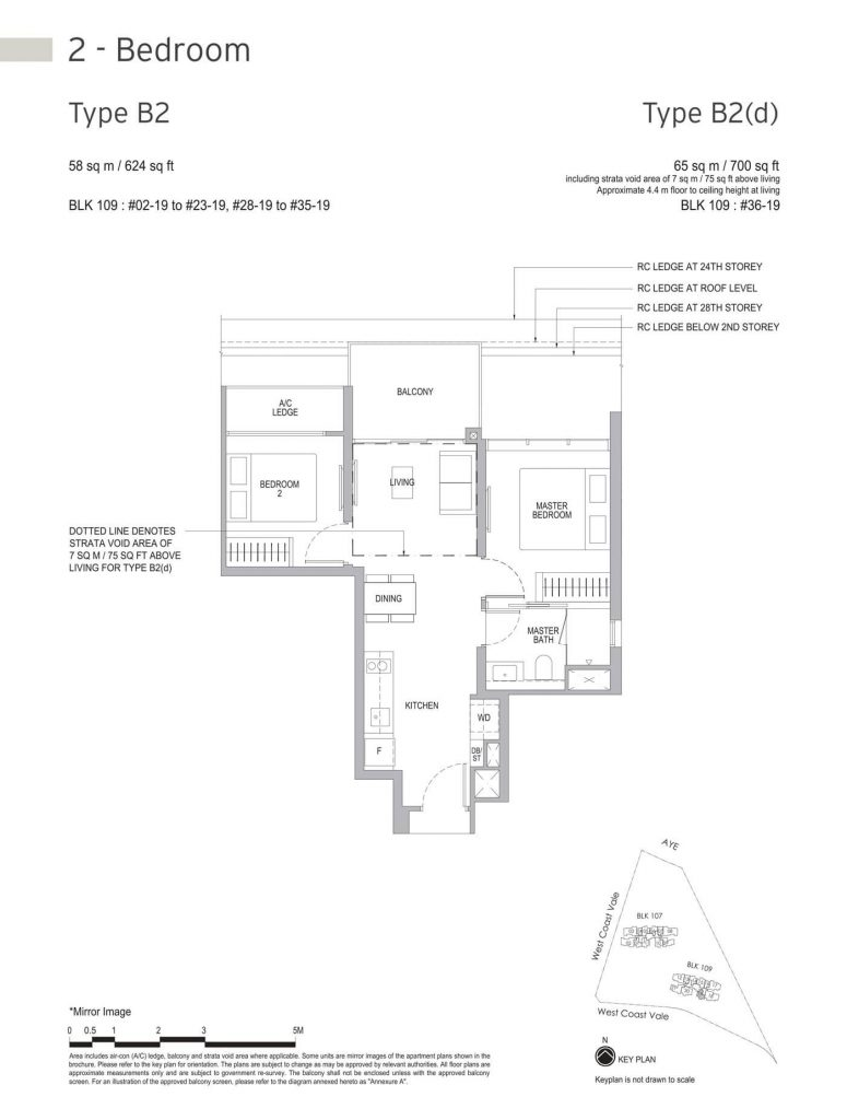 Whistler Grand Condo Floor Plan 005
