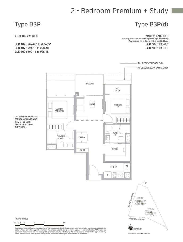 Whistler Grand Condo Floor Plan 006