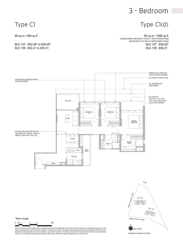Whistler Grand Condo Floor Plan 008