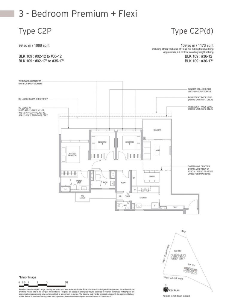 Whistler Grand Condo Floor Plan 009
