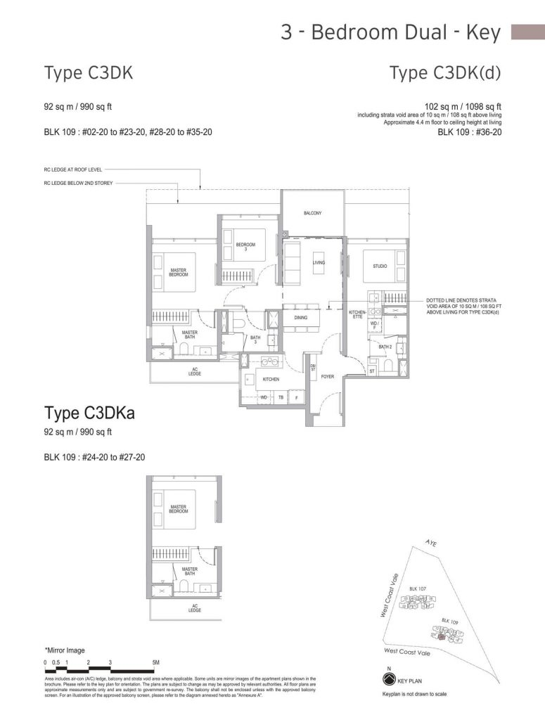Whistler Grand Condo Floor Plan 010