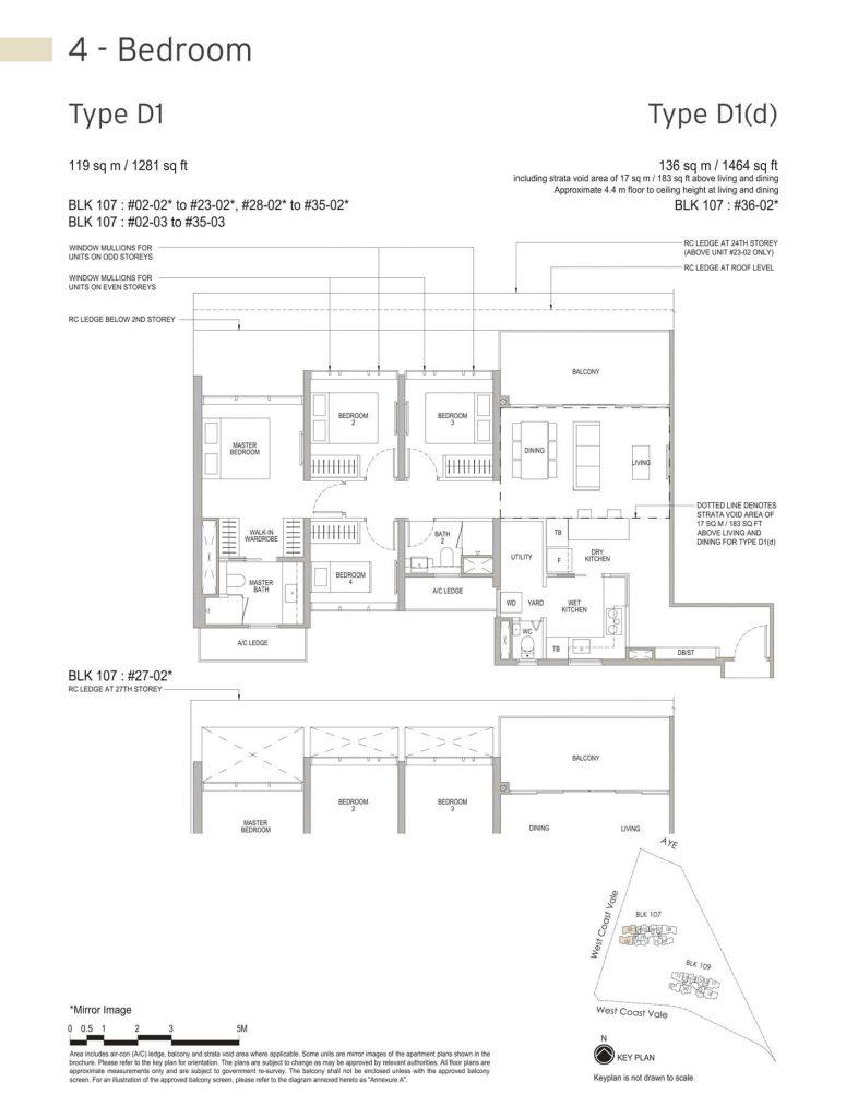 Whistler Grand Condo Floor Plan 011