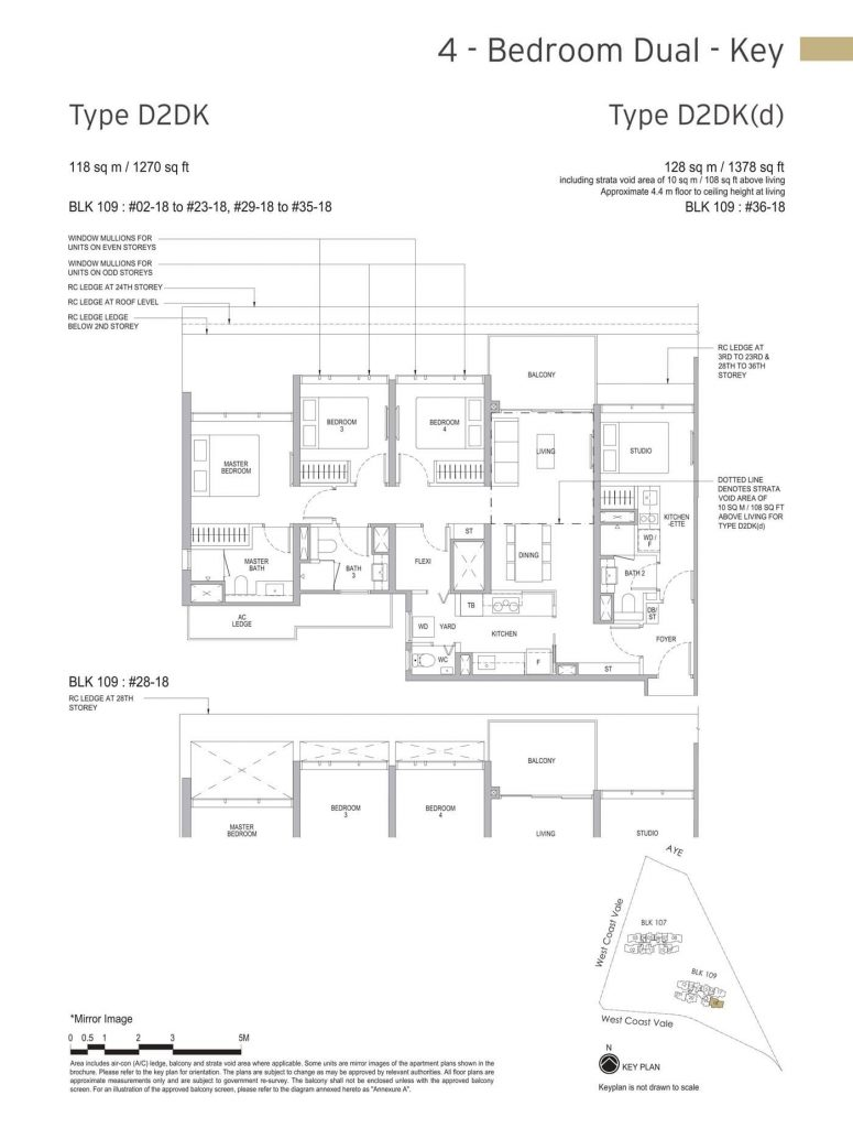 Whistler Grand Condo Floor Plan 012