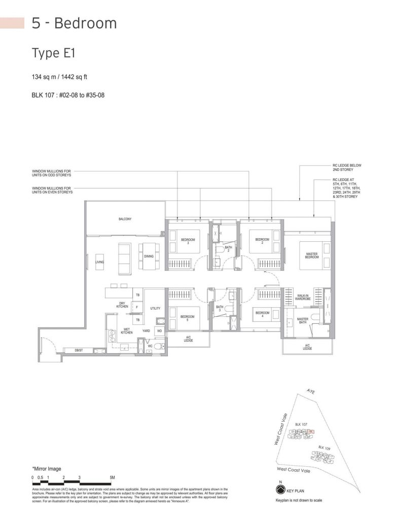 Whistler Grand Condo Floor Plan 013