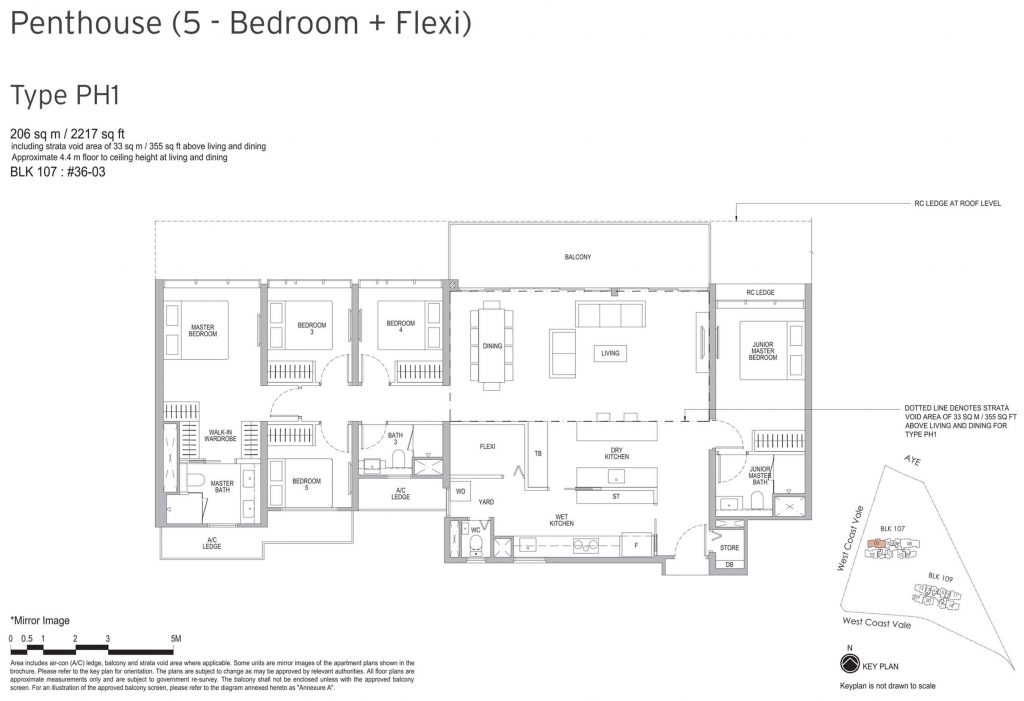 Whistler Grand Condo Floor Plan 014