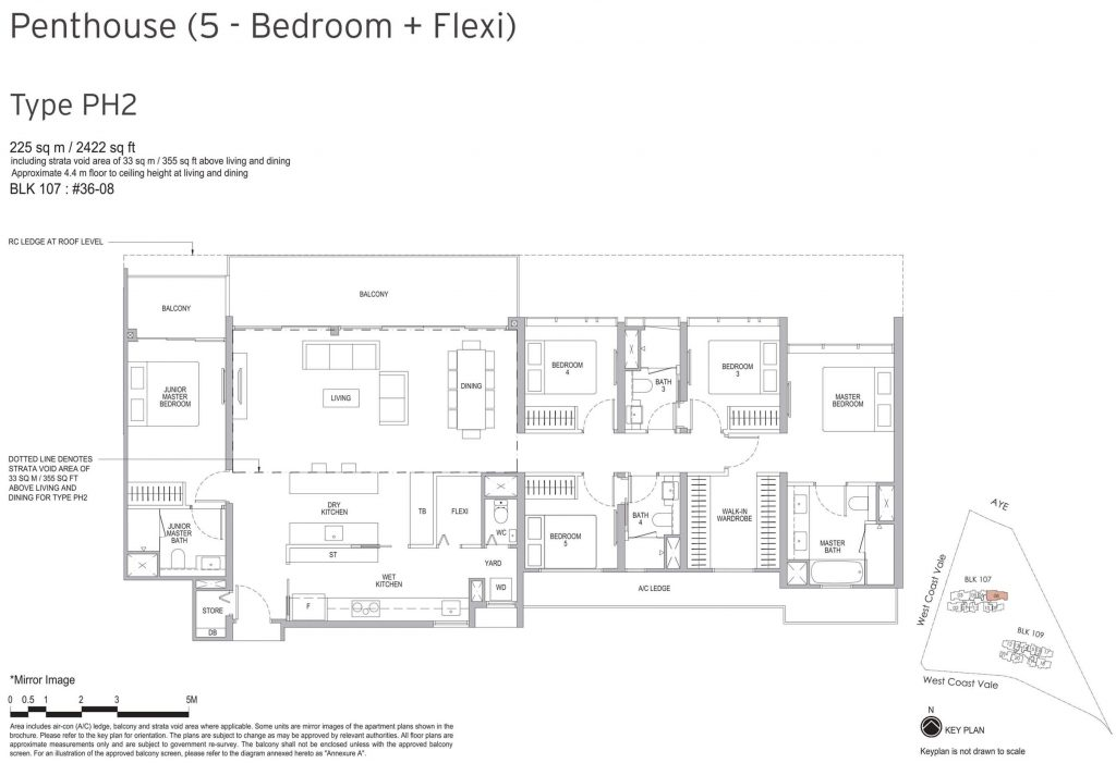 Whistler Grand Condo Floor Plan 015