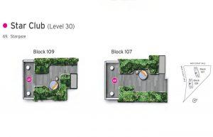 Whistler Grand Condo Site Plan Star Club