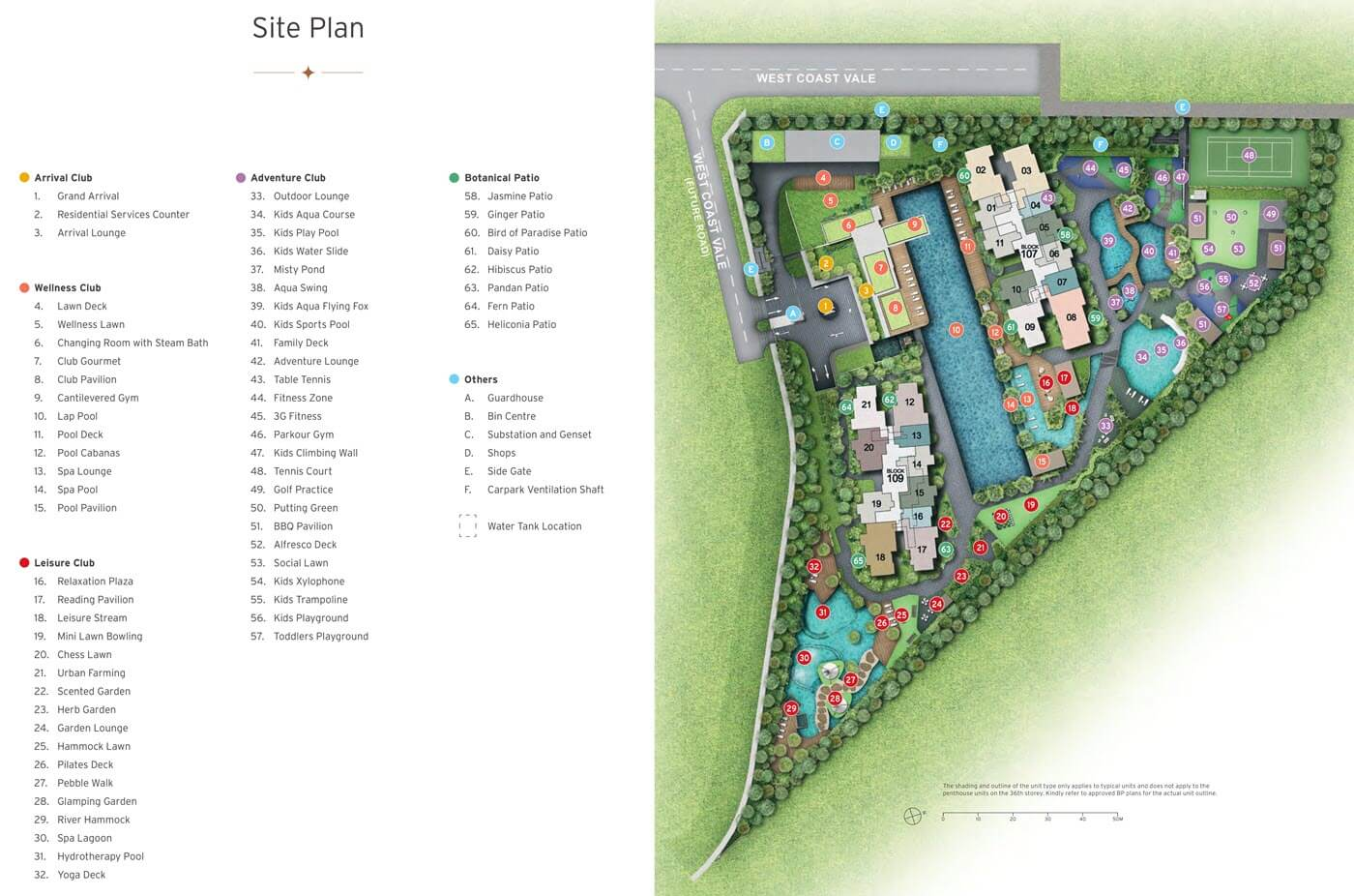Whistler Grand Condo Site Plan