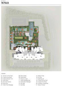 Sky Everton Condo Site Plan - 5th Storey