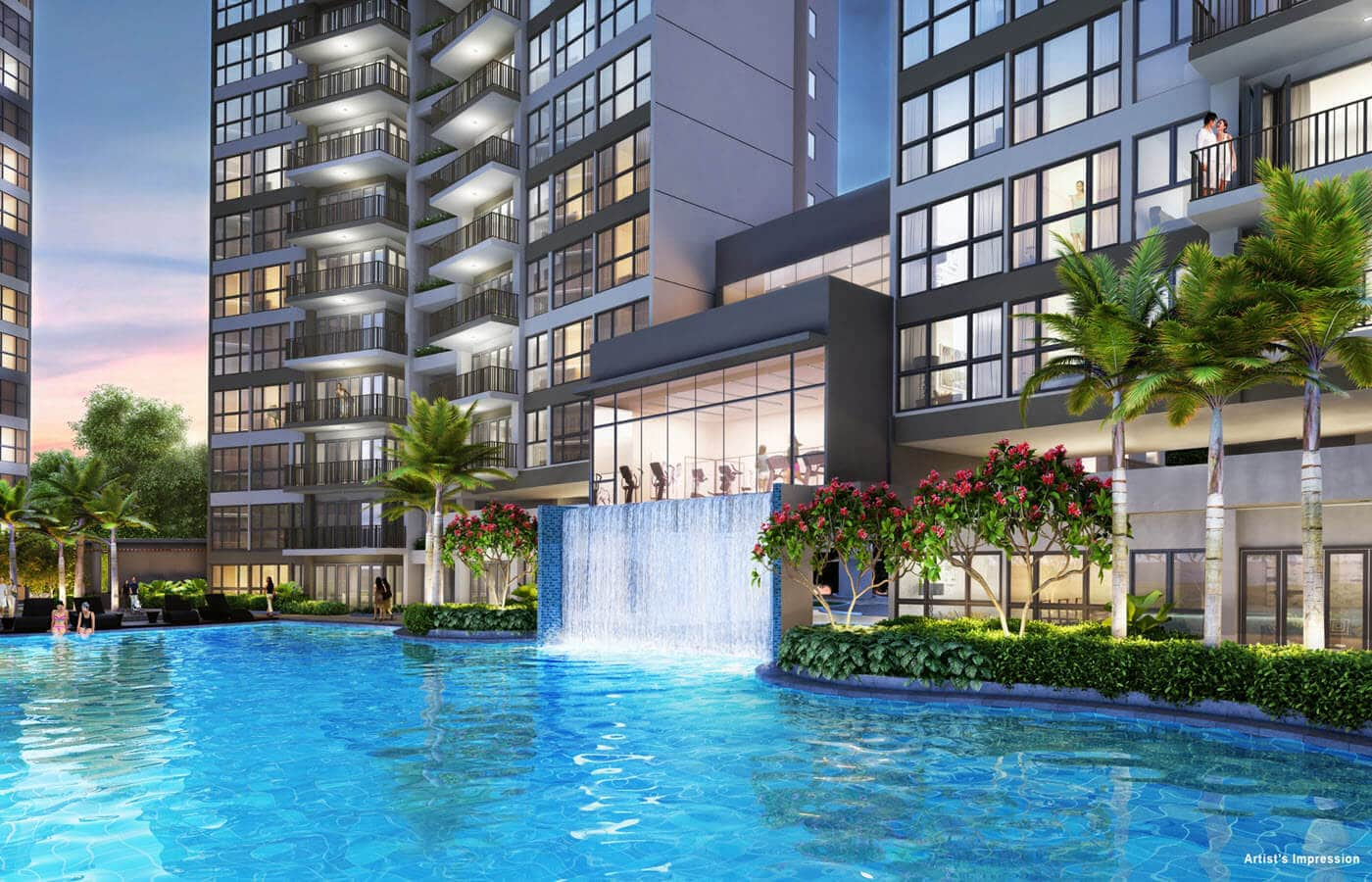 New Launch Properties Singapore - New Launch Executive Condo