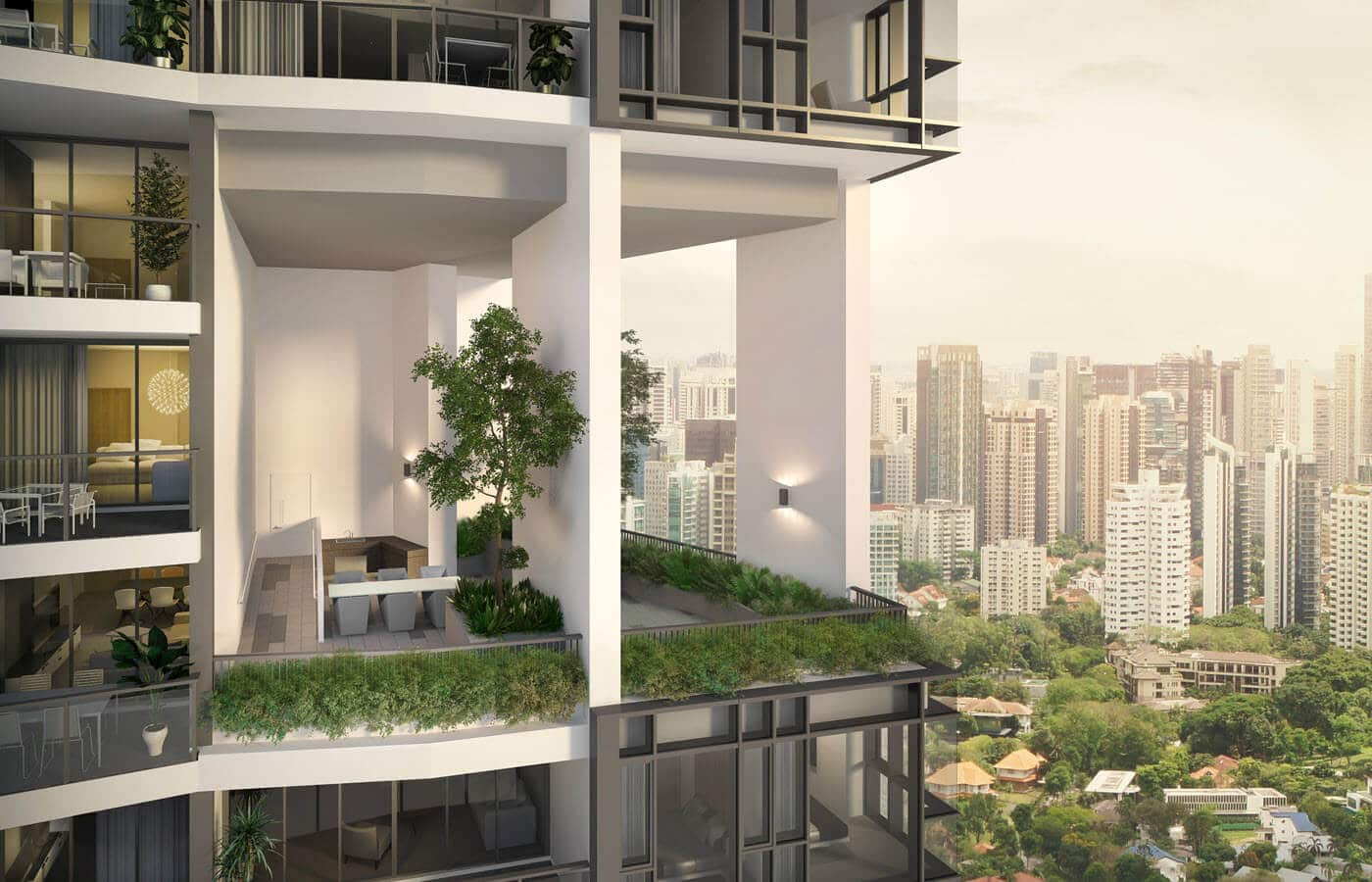 New Launch Properties Singapore - New Launch Condo